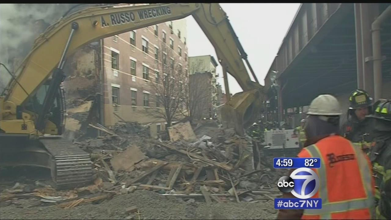 NYC DEP and Con Ed share fault in East Harlem explosion