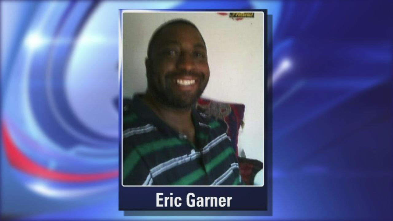 Appeals court hears arguments over Eric Garner grand jury record