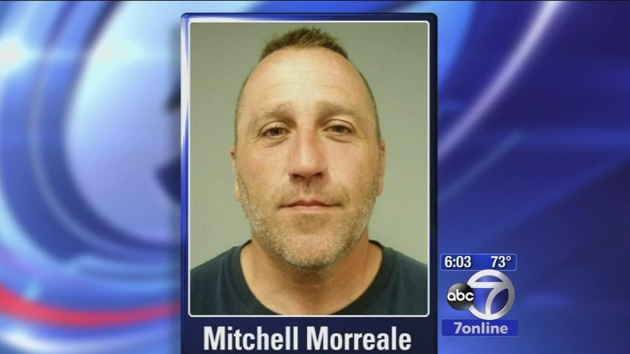 Volunteer firefighter and coach accused of videotaping people in bathroom