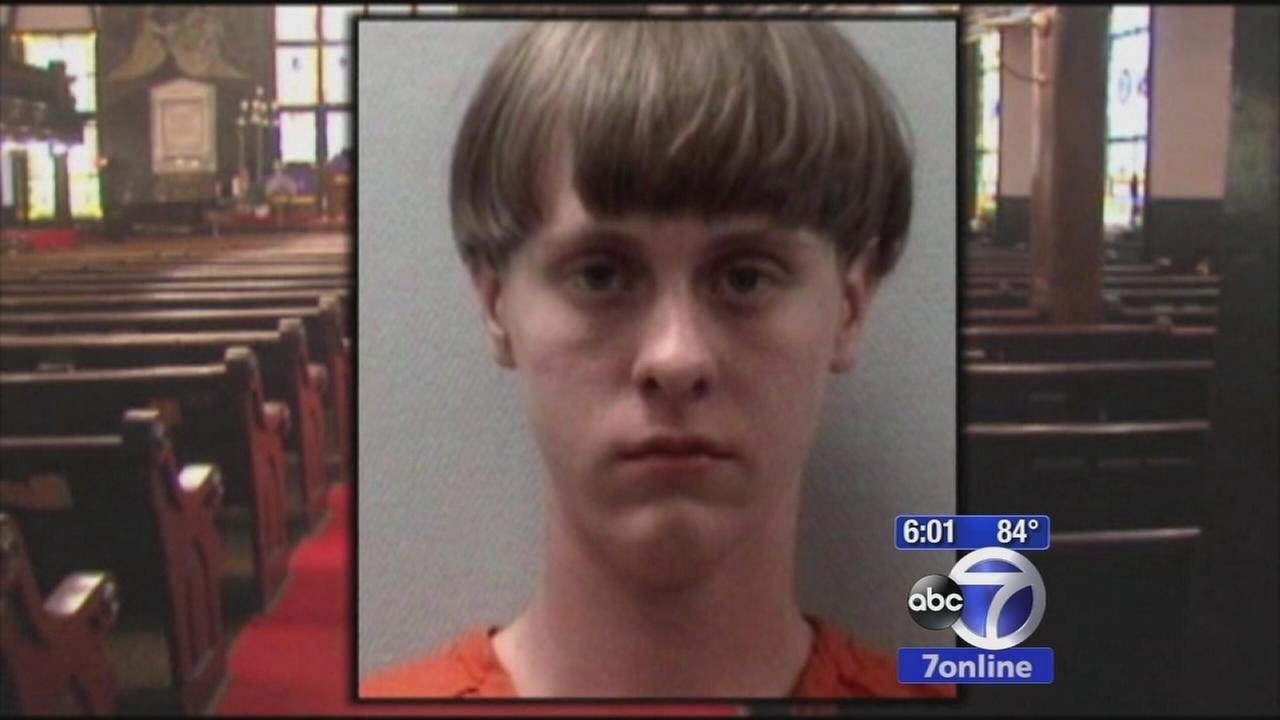Charleston massacre suspects family provides first statement