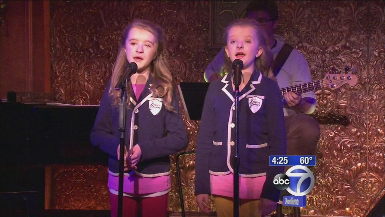 Two Young Sisters So Determined To Make It On Broadway They Worked Happen