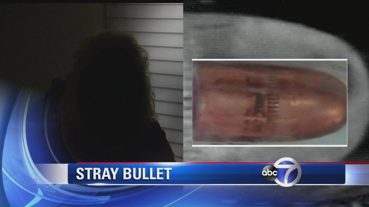 Stray bullet hits teen girl in head, parents speak out