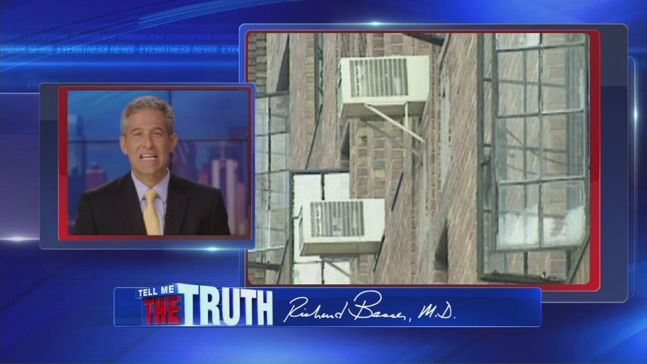 Tell Me The Truth: Health risks with air conditioners and fans?