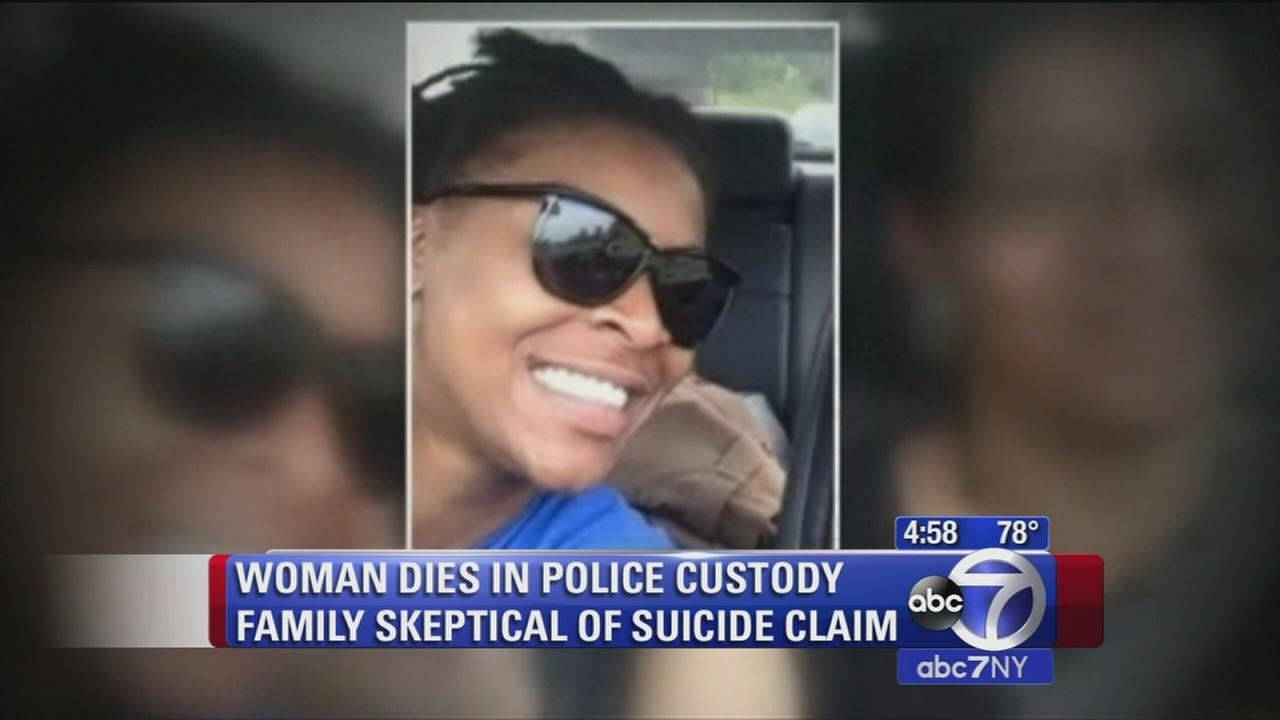 Illinois woman who died in Texas jail claimed depression, PTSD