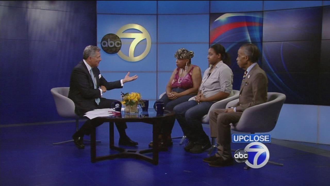 Up Close: Eric Garners death, one year later
