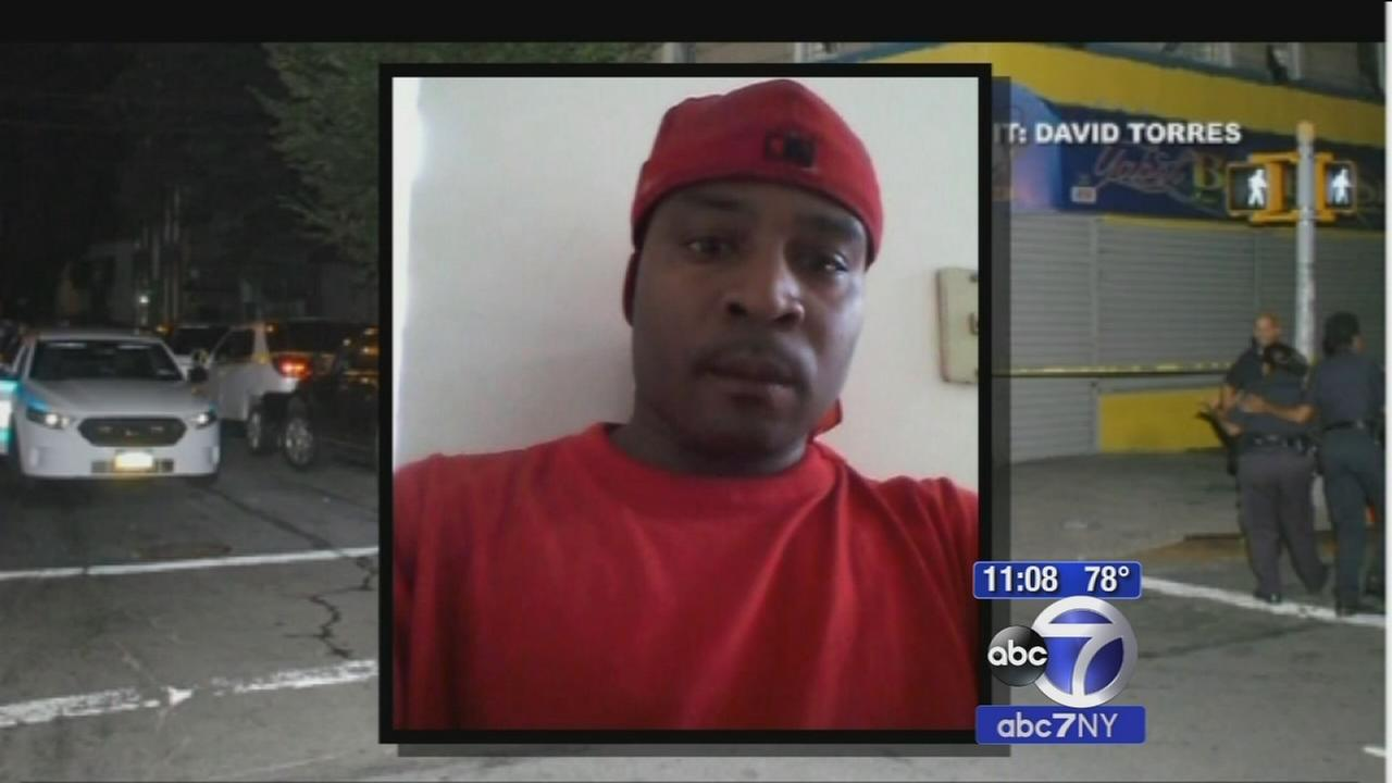 Man saves girl from being shot in the Bronx, fighting for his life