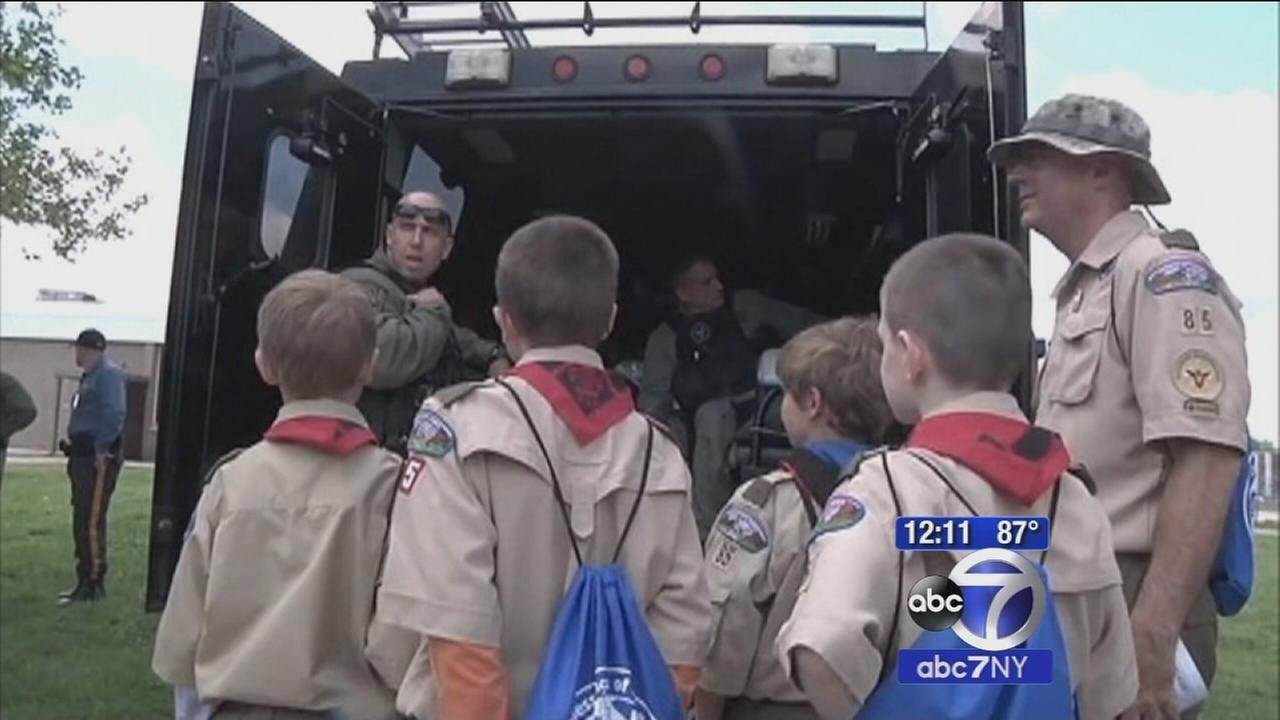 Gay ban on Scout leadership is lifted