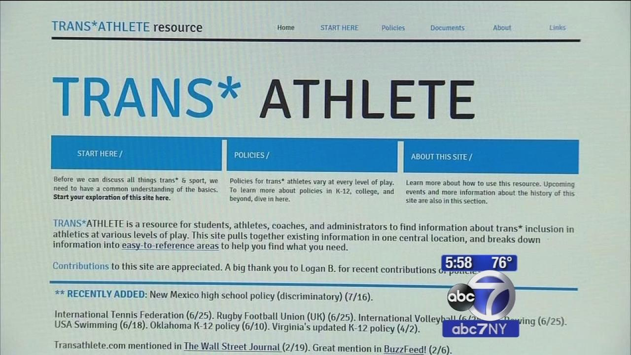 New York approves guidelines for transgender high school student athletes