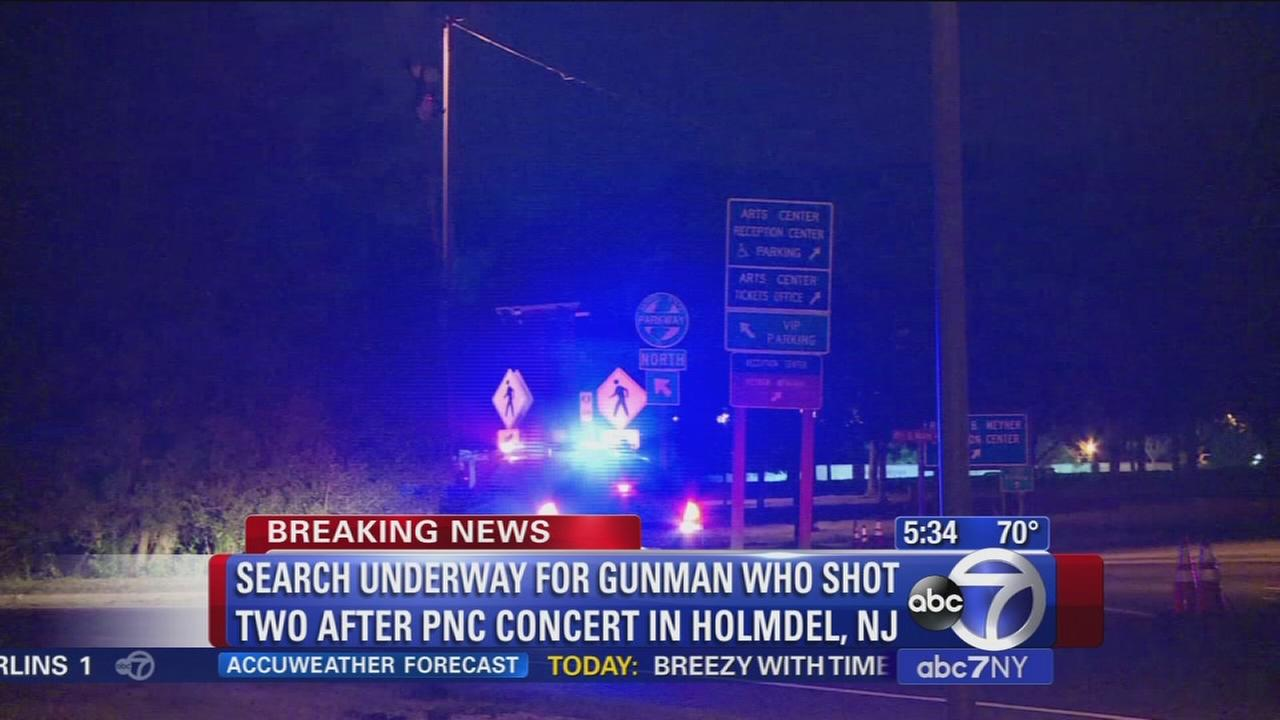 Shooting breaks out after concert at PNC