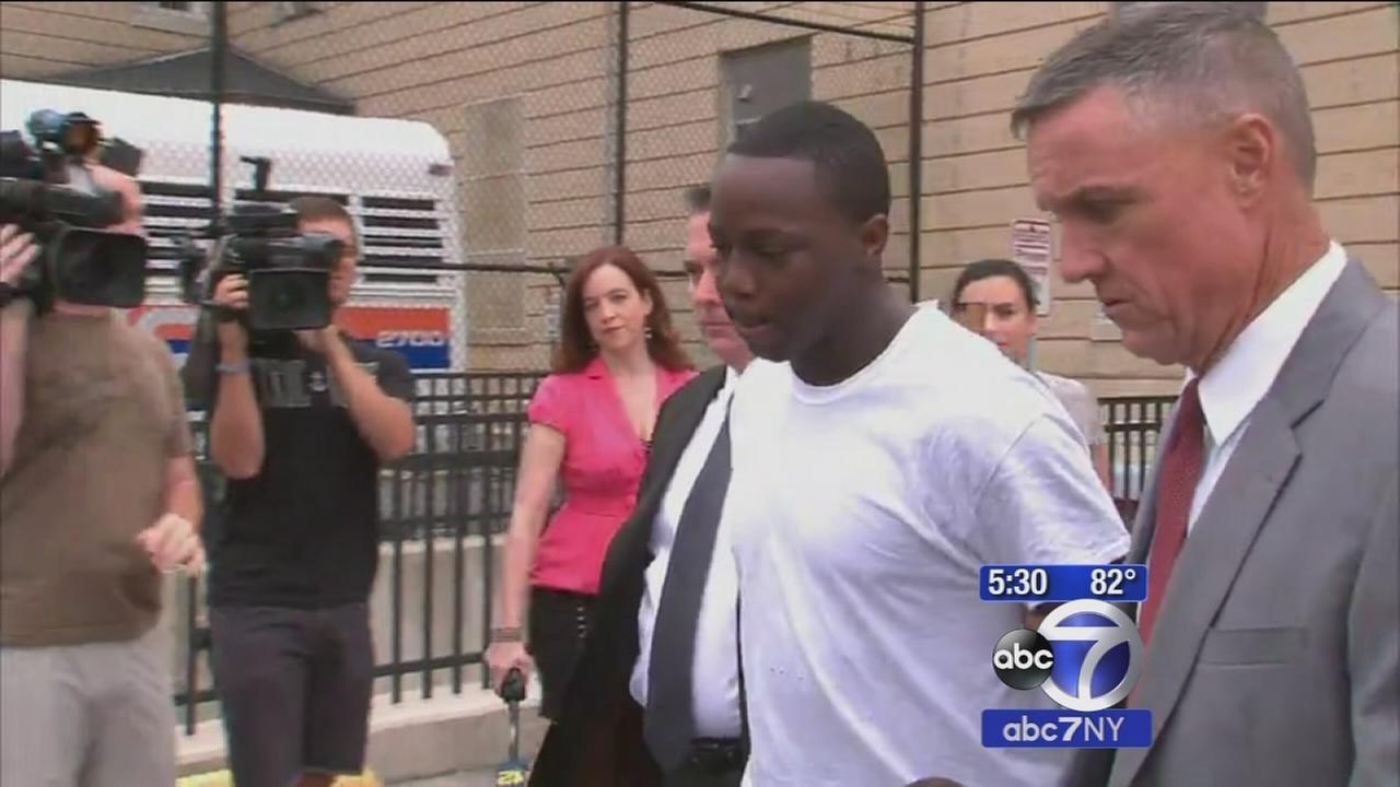 Man charged in Nassau County armed robbery spree, murder, pleads not guilty