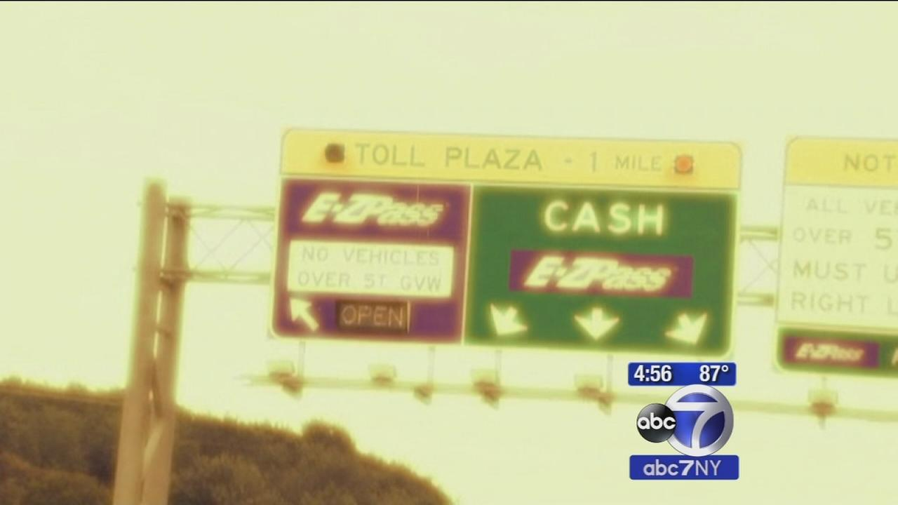 Email scam targeting E-ZPass customers