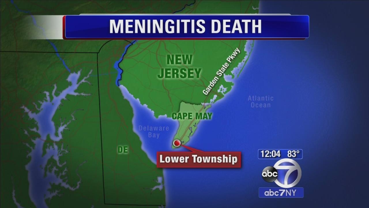 meningitis death