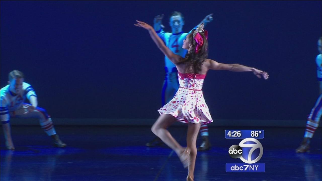 American Ballet Theatres first African-American principal ballerina Misty Copeland talks move to broadway