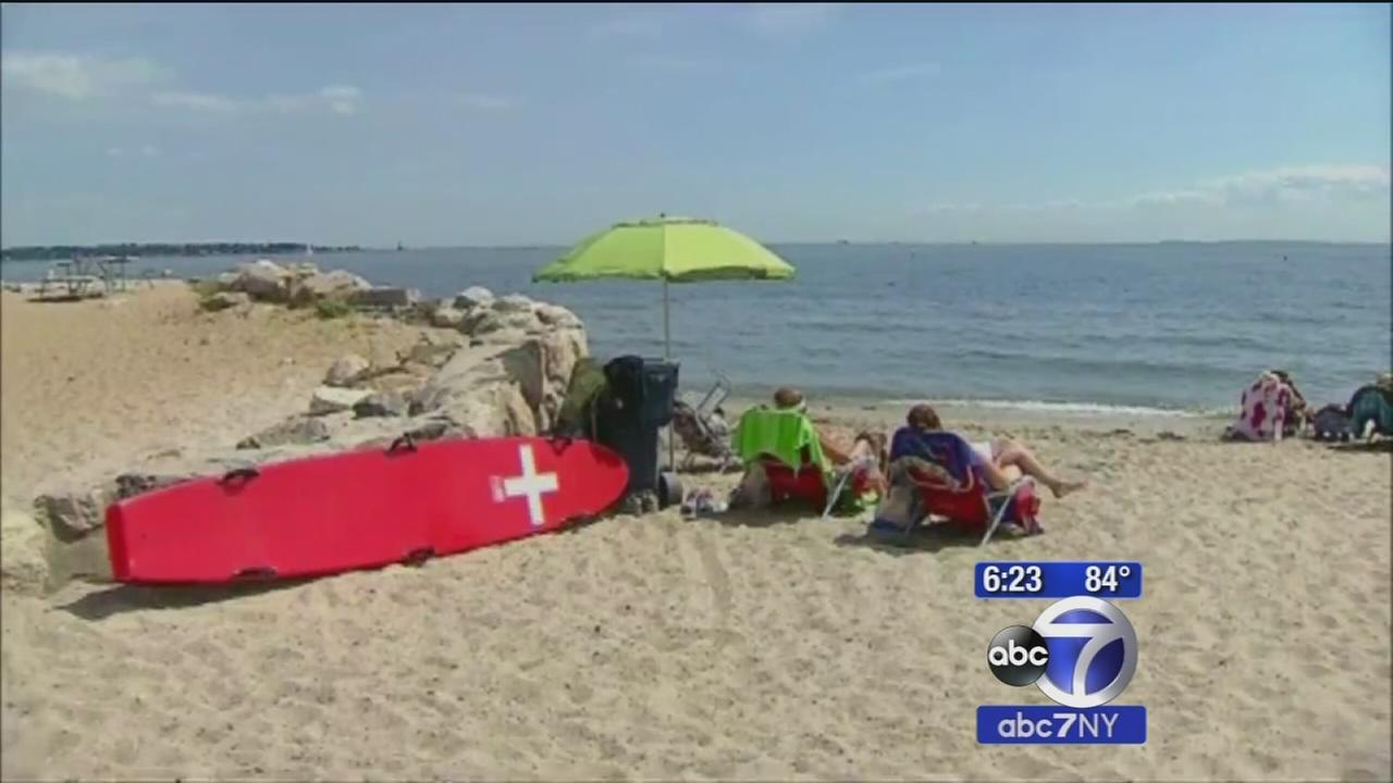 Local beaches, pools experiencing lifeguard shortage at end of season