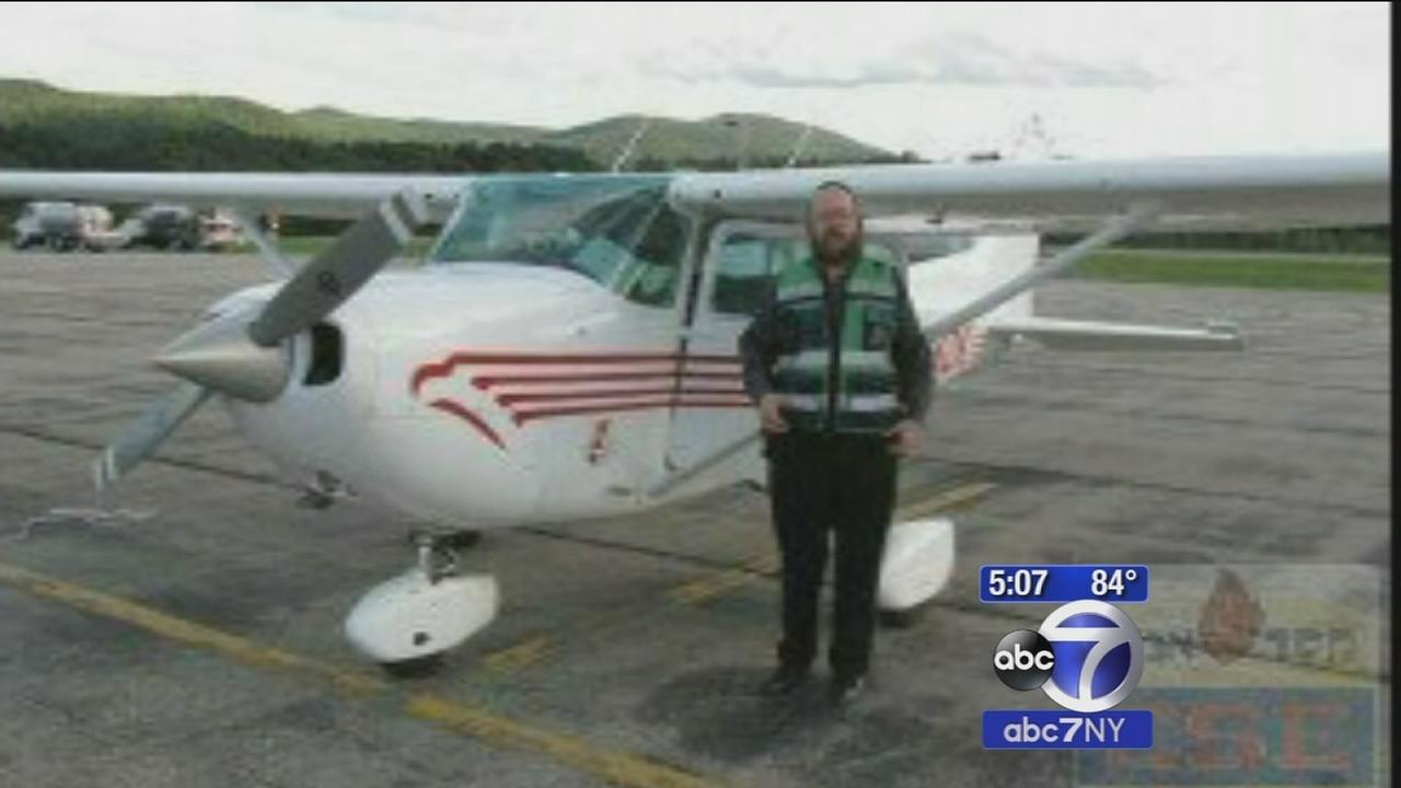 Pilots rescued after crash landing, expected to survive