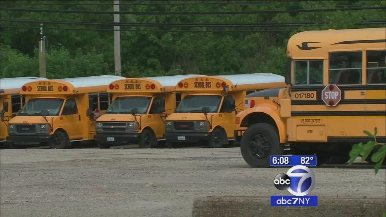School bus strike looming for 1200 drivers on Long Island