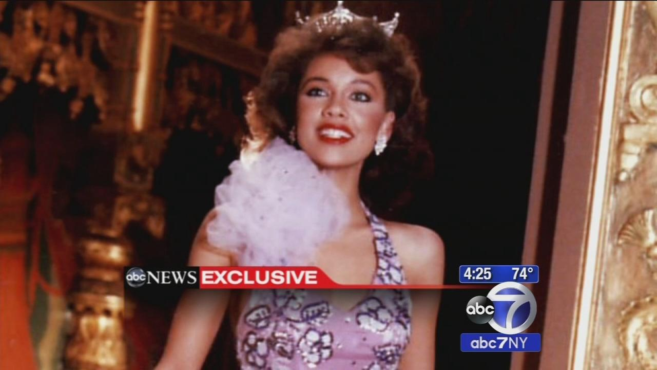 Why Vanessa Williams is returning to the Miss America Pageant