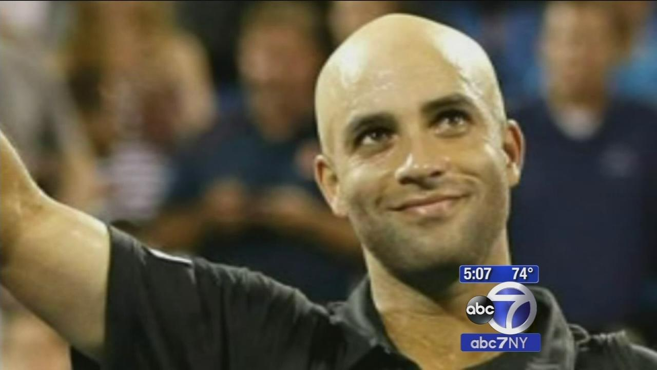 NYPD Commissioner apologizes to James Blake; officer put on desk duty