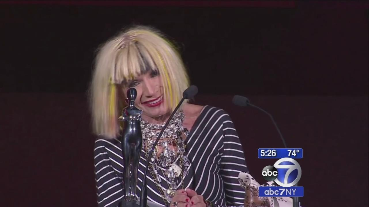 Iconic designer Betsey Johnson marks 50 years in fashion