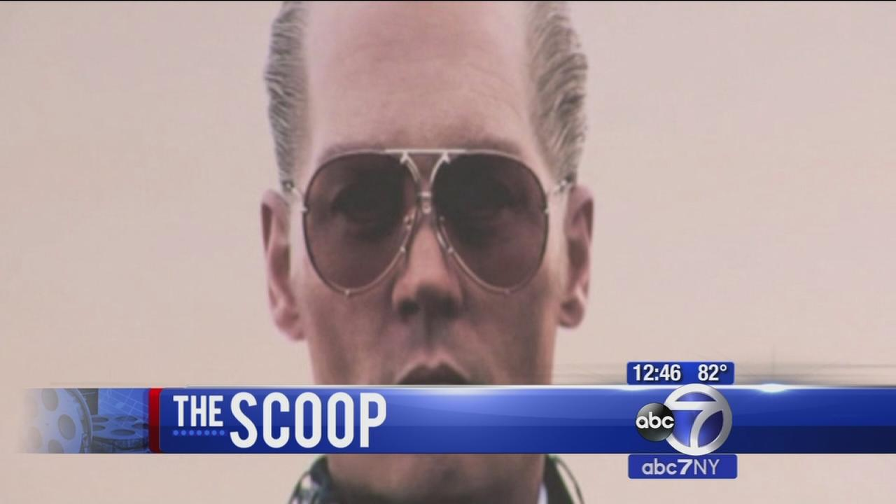 The Scoop: Johnny Depps Black Mass, Evil Knievel movie