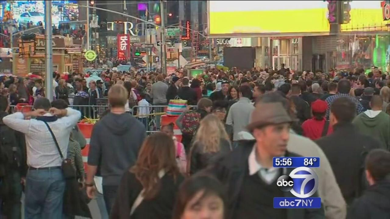 Times Square Task Force meets to discuss pedestrian plazas future; zoning plan considered
