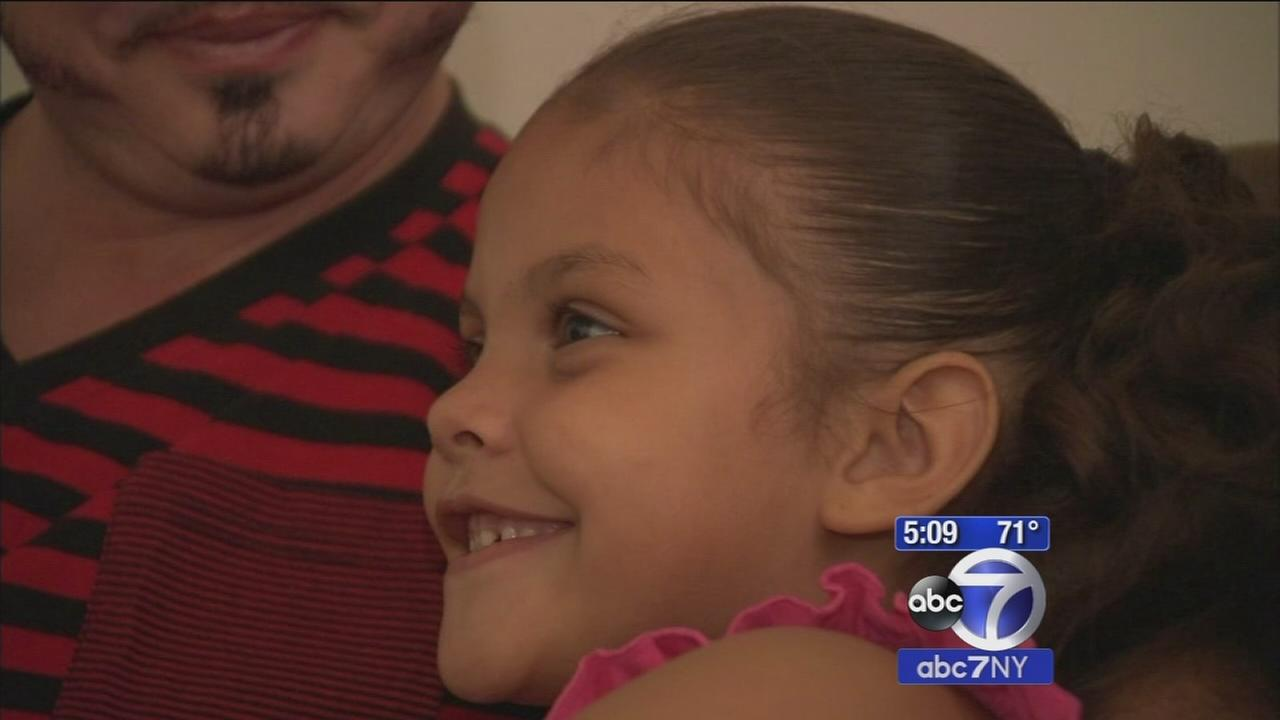 7-year-old grazed by bullet in violent NYC weekend