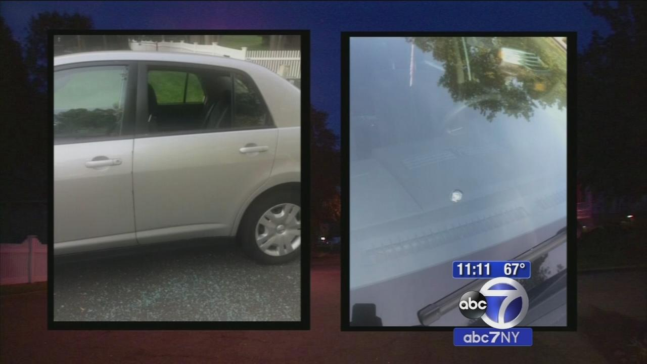 Dozen cars targeted by vandal with bb gun in Clarkstown