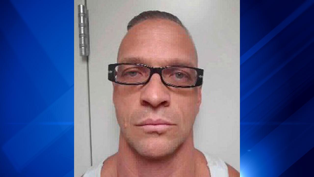 Death row inmate Scott Raymond Dozier.