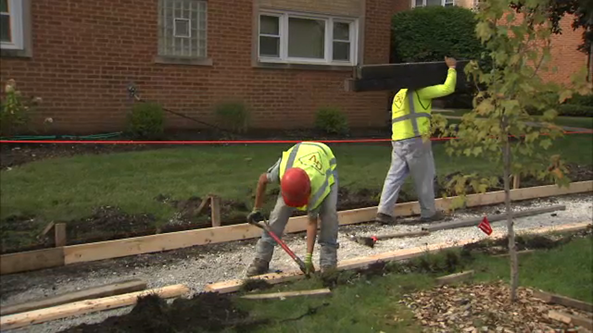Shared Cost Sidewalk Program opens for applications from Chicago property owners