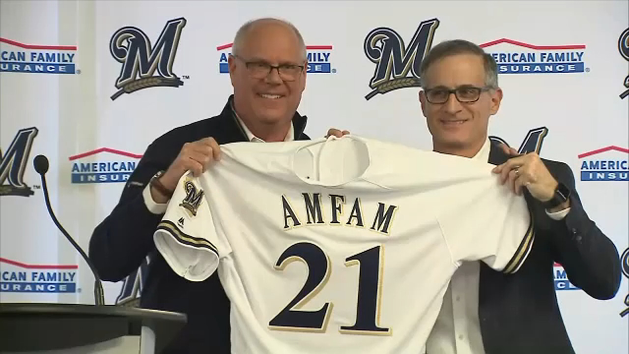 Brewers stadium to be renamed after deal with American Family Insurance