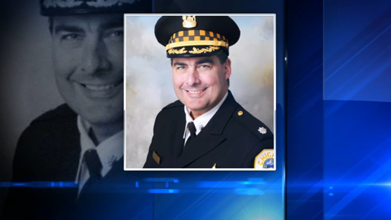 Chicago Police Commander Paul Bauer.
