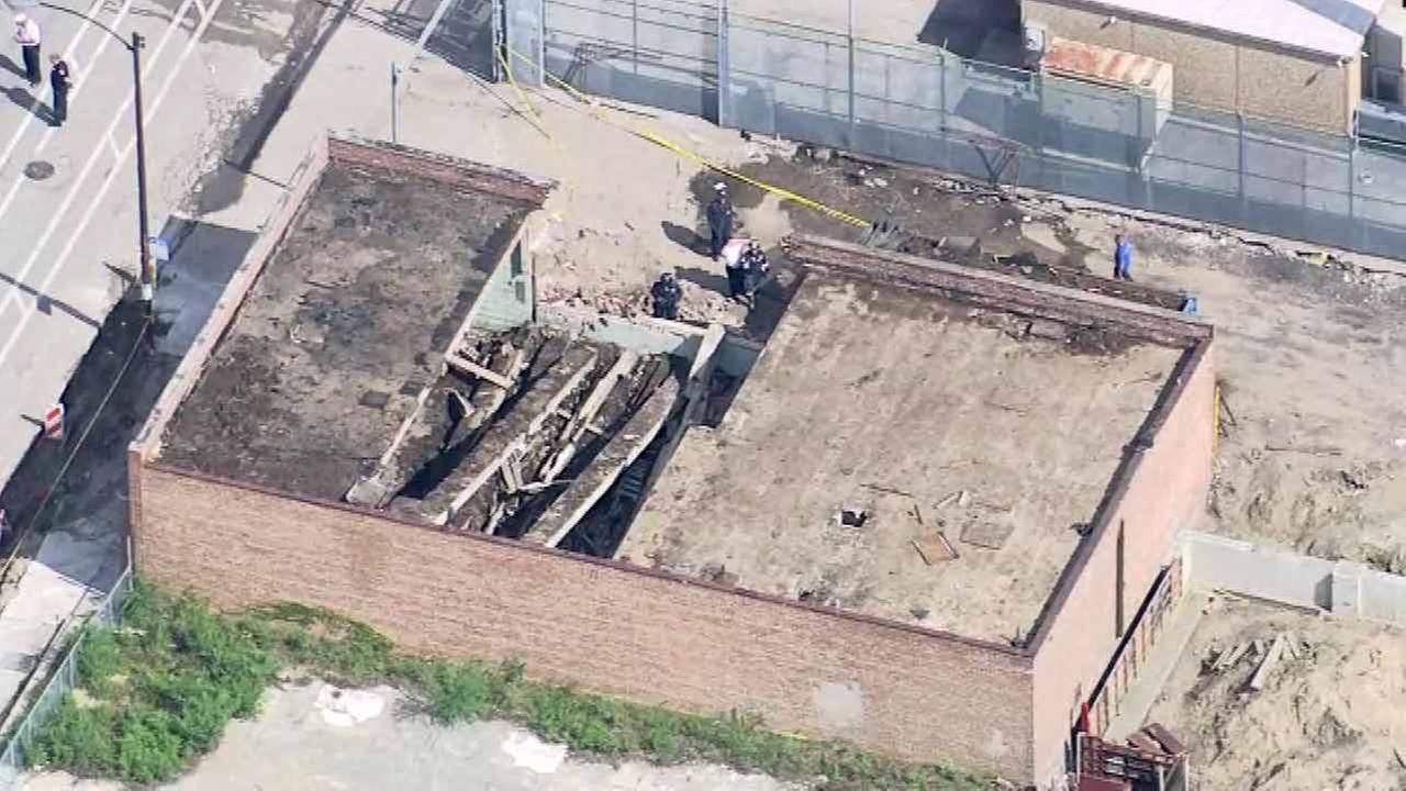 City: Building in fatal collapse lacked proper work permits