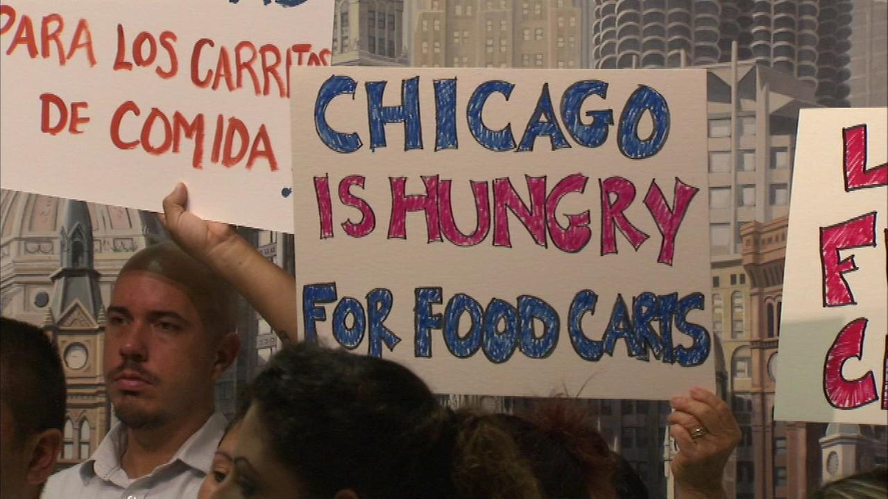City Council approves food cart licenses