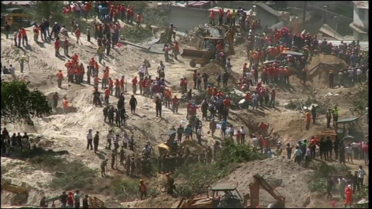 Guatemalan mudslide death toll reaches 83, hundreds missing as recovery continues
