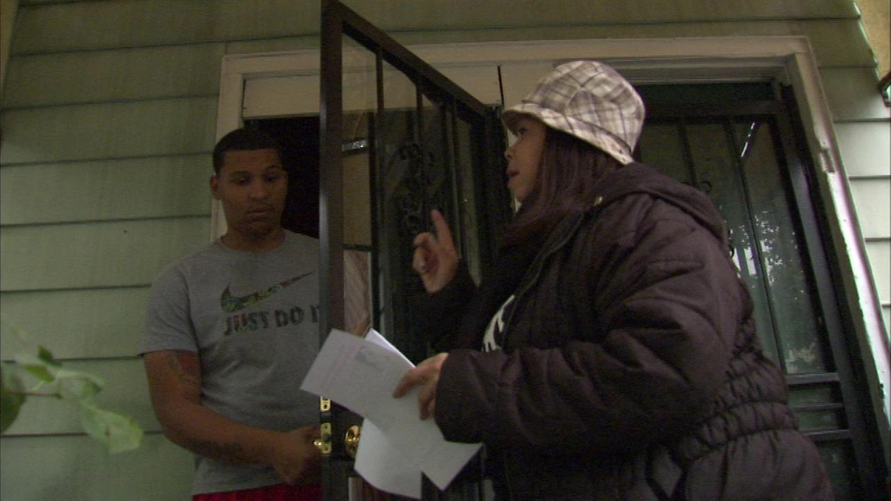 An activist group called Mothers Against Senseless Killings rallied Saturday on the South Side.