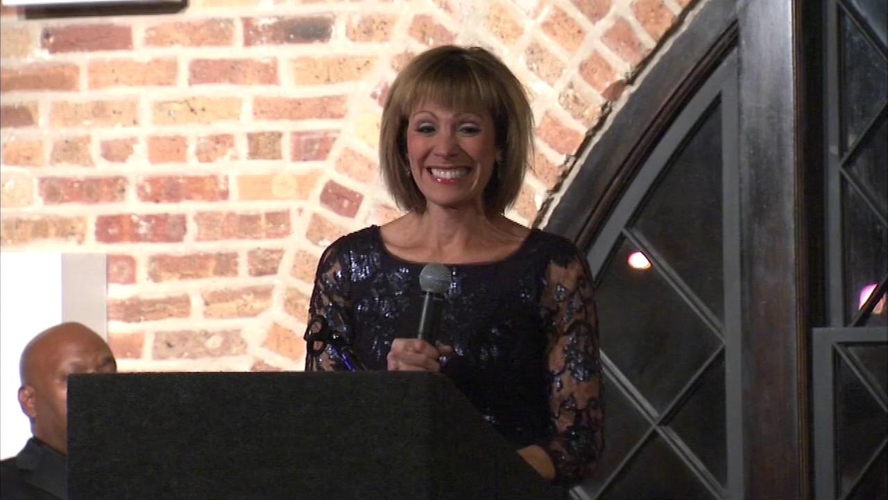 ABC7 traffic reporter Roz Varon was recognized Saturday night by the National Museum of Puerto Rican Arts and Culture.