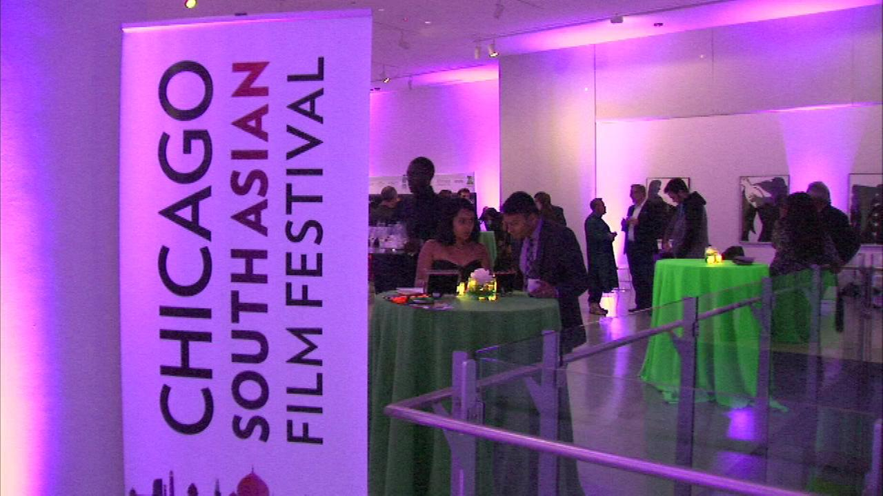 The Chicago South Asian Film Festival Gala featured a night of arts and fashion downtown.