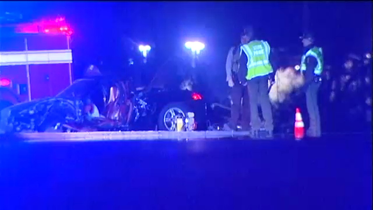 Two people were killed in a head-on crash in unincorporated Homer Township Sunday night, Illinois State Police said.