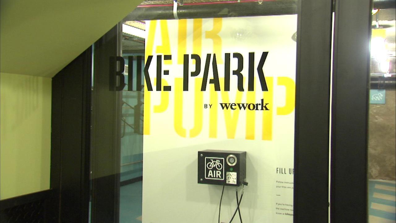New indoor bike park opens in West Loop