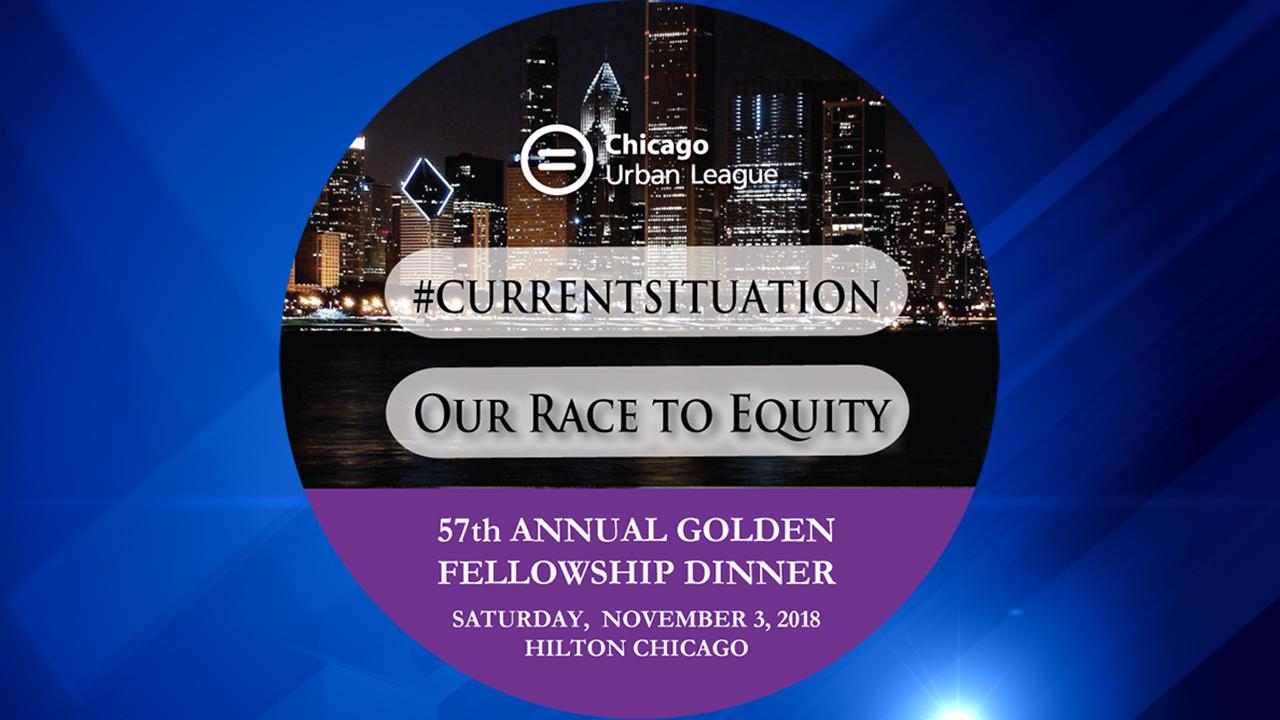 Chicago Urban League's 57th Annual Golden Fellowship Dinner