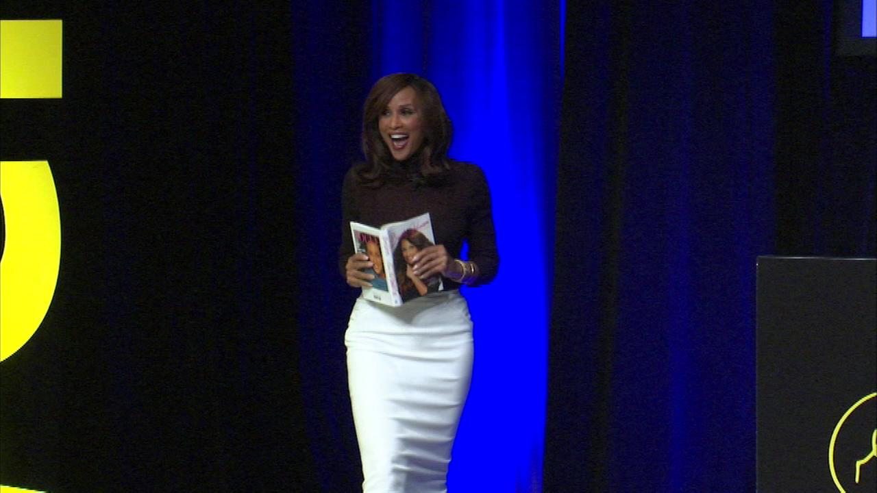Former supermodel Beverly Johnson spoke about how her alleged encounter with Bill Cosby inspired a chapter in her new book.