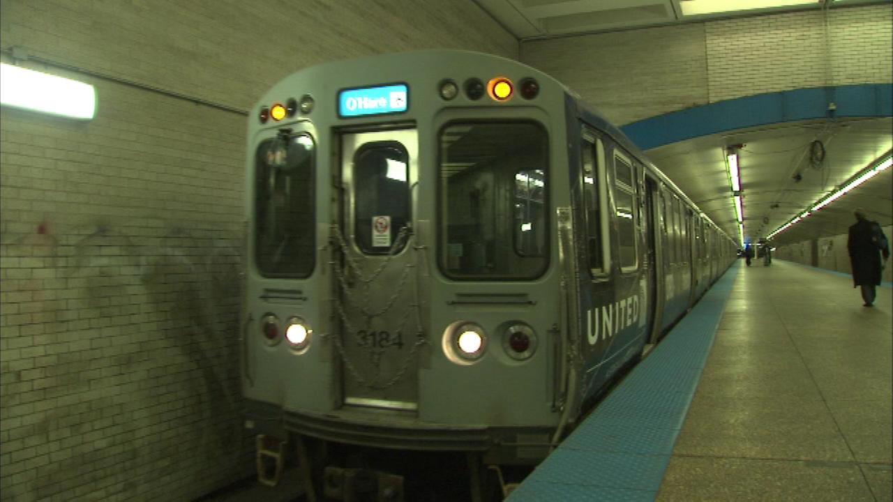 CTA Blue Line.