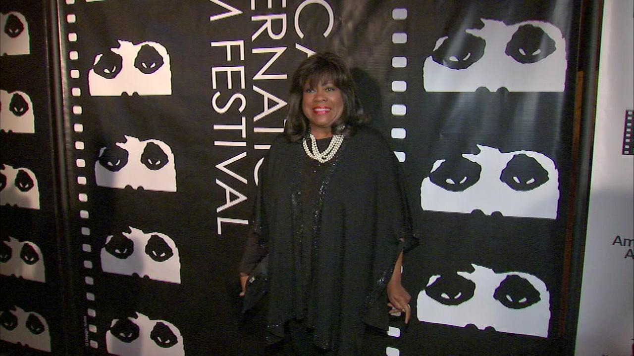 Chaz Ebert attends opening of Chicago International Film Festival