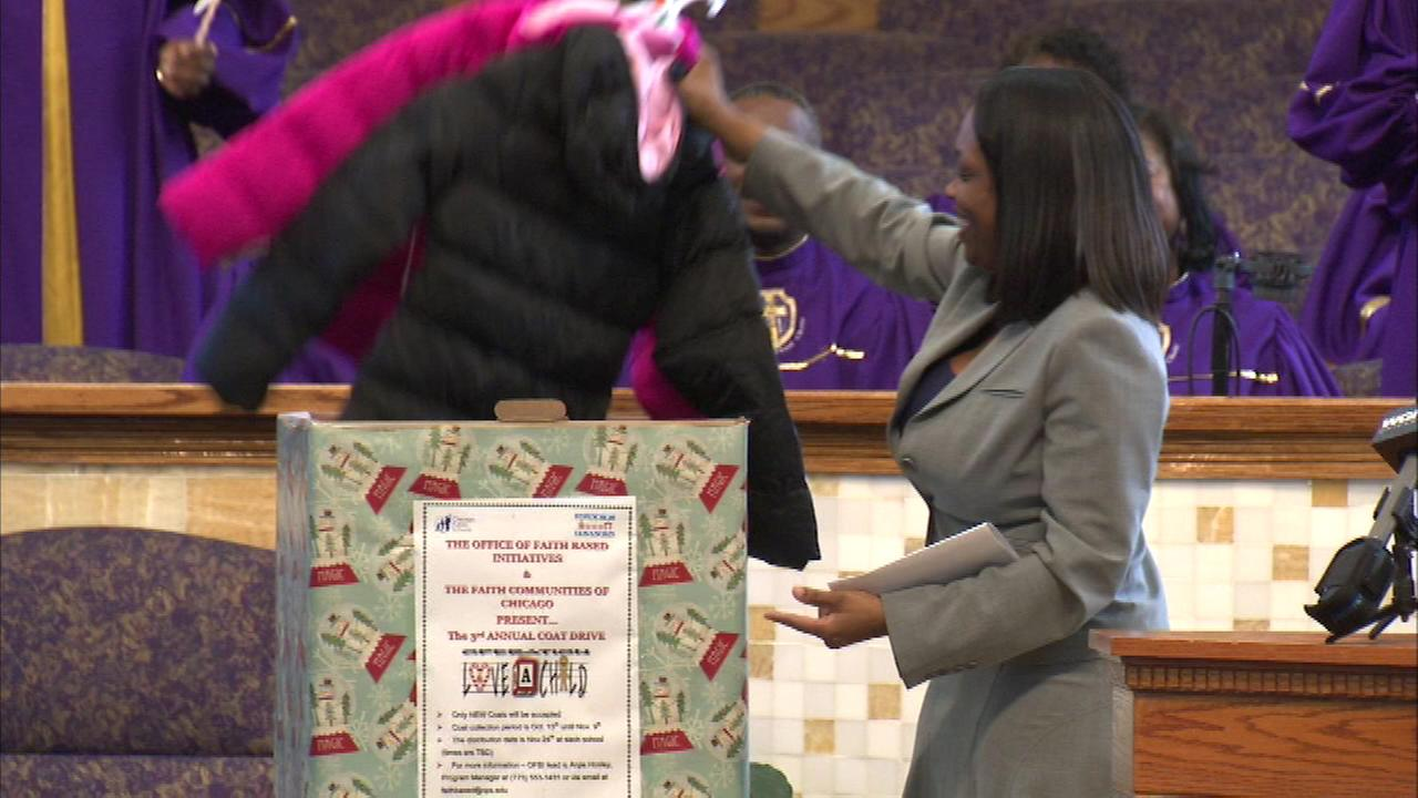 3rd annual Love-A-Child coat drive begins
