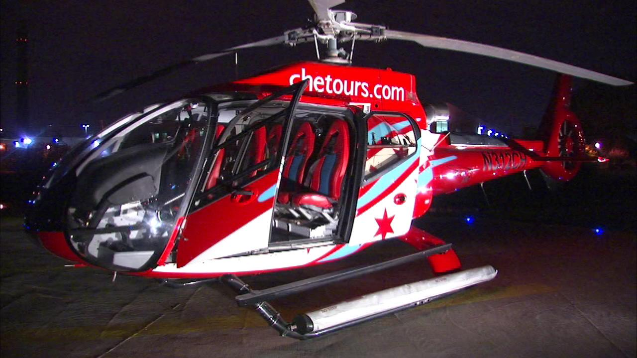 The Chicago Helicopter Experience bills itself as the fastest - and coolest - way to get to a Midwest destination.