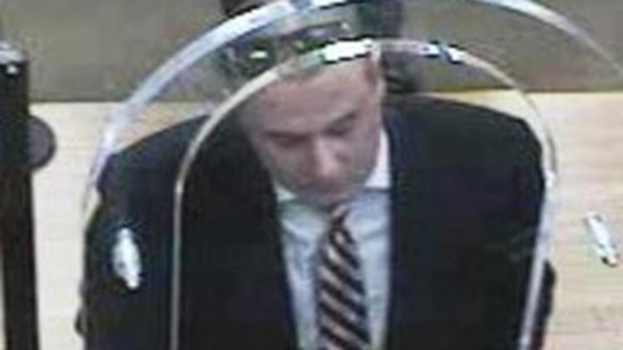 'North Center Bandit' strikes bank again, FBI says