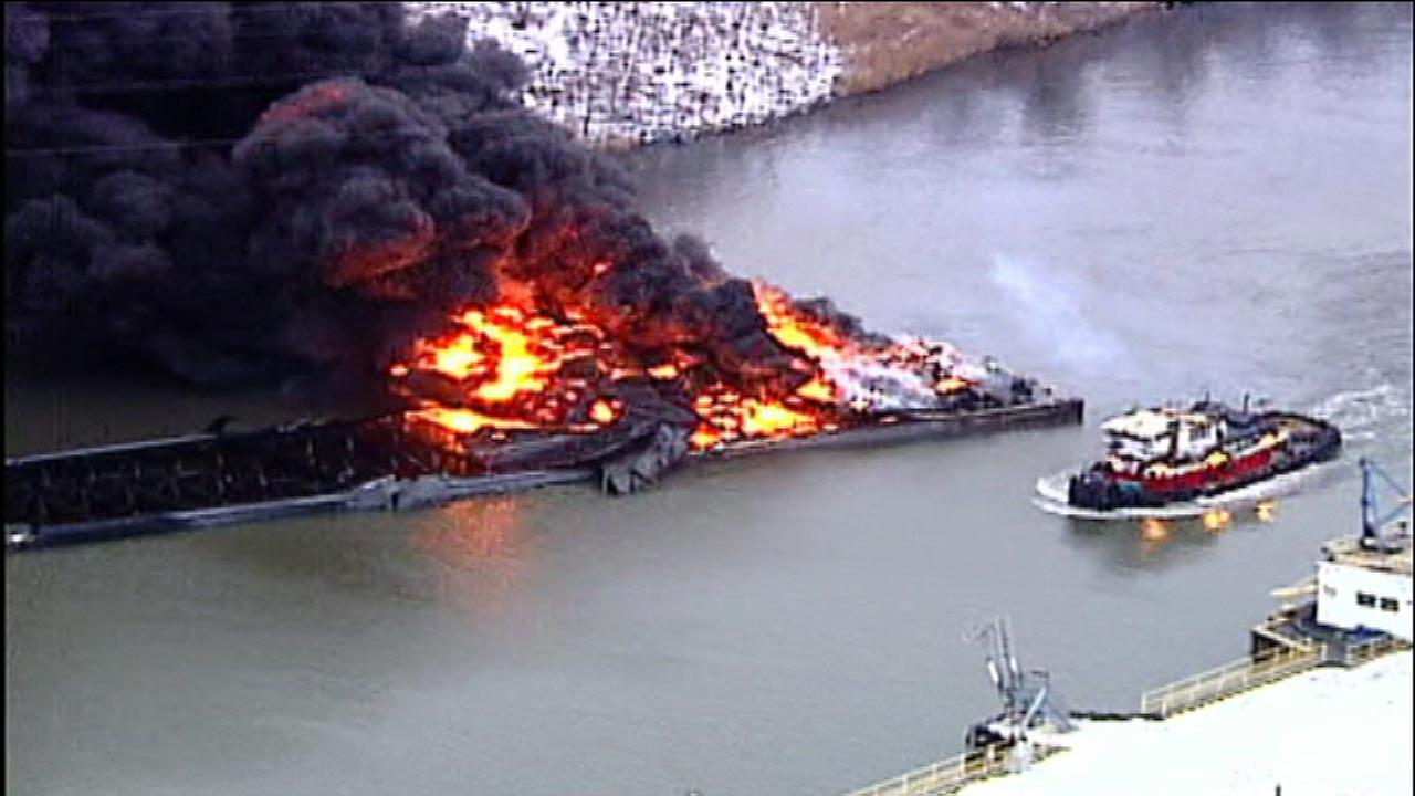Captain sentenced to 6 months in prison after barge explosion