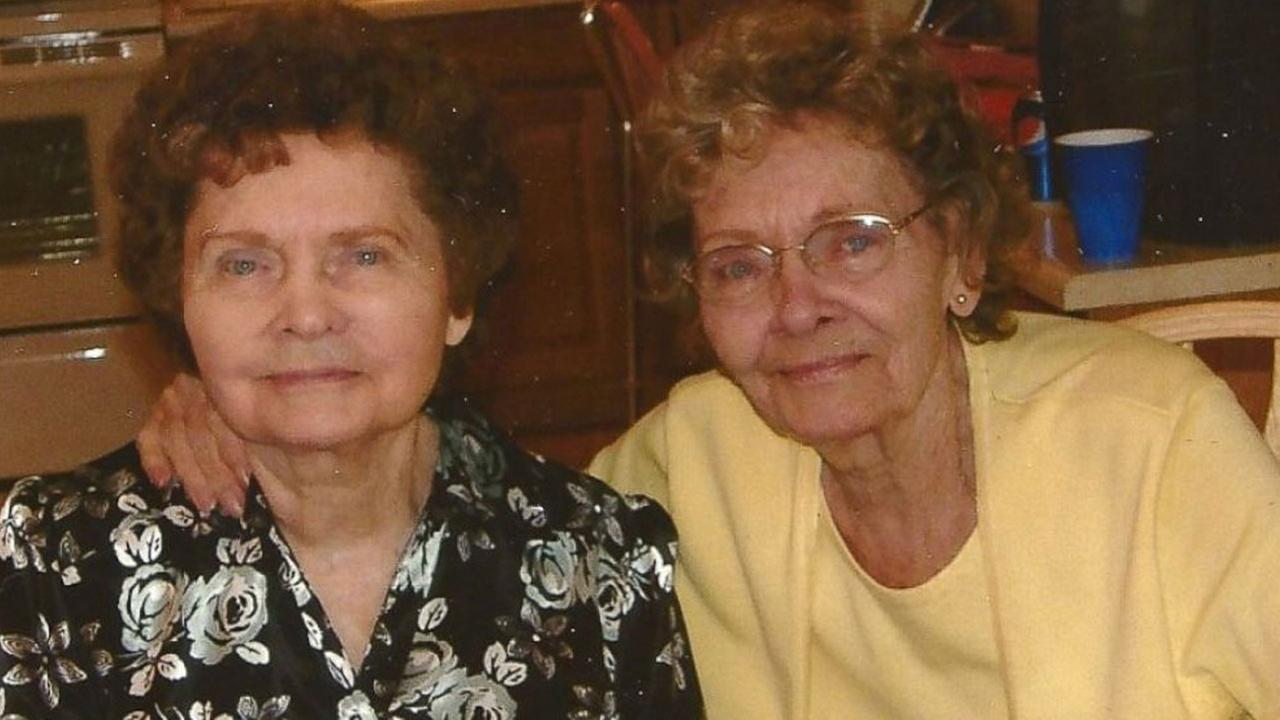 83-year-old identical twin sisters die hours apart on same day