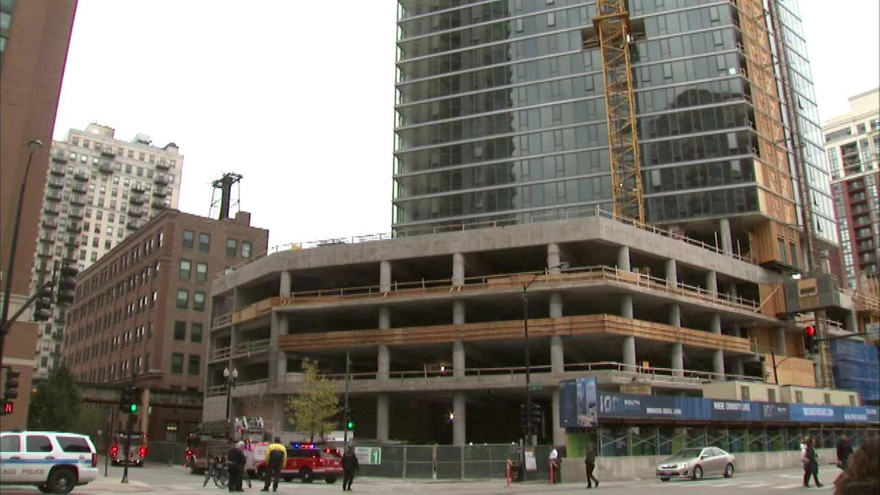 Worker killed in South Loop construction accident