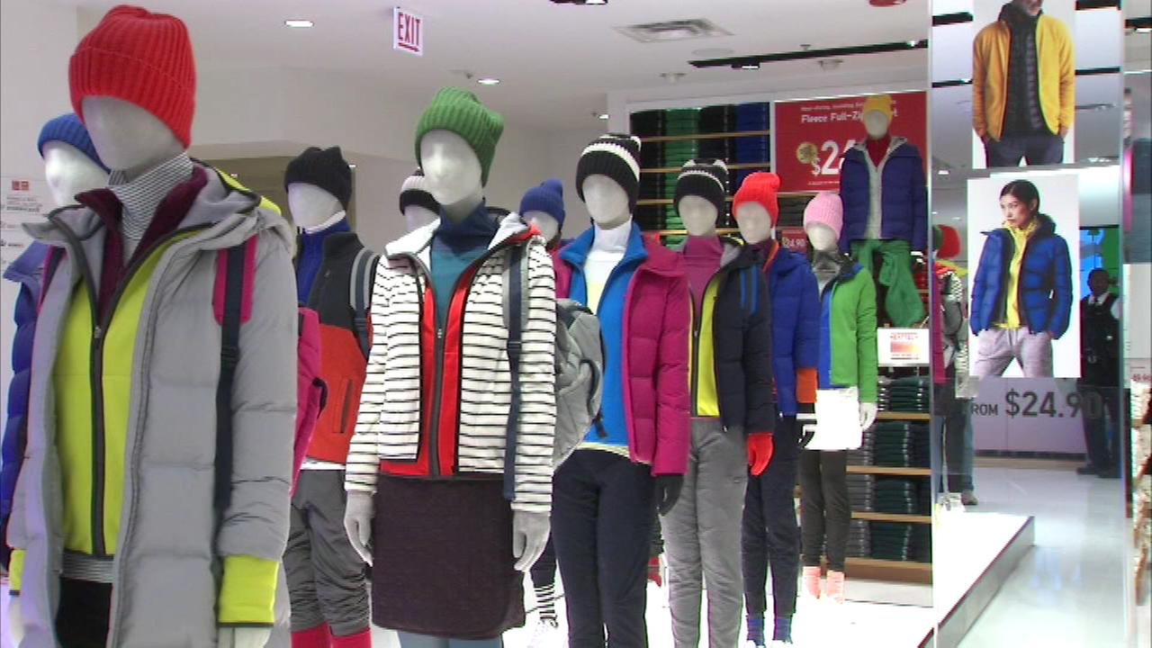 Uniqlo opens on the Mag Mile